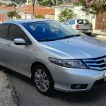 Honda City LX 1.5 Flex Aut 2014